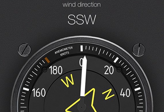 Anemometer - Wind speed