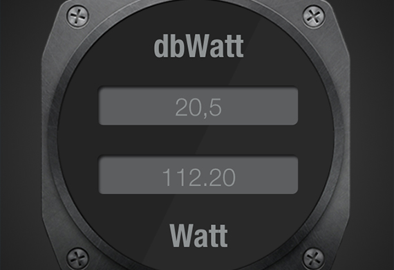 Decibel Watt